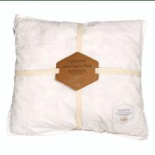 Filibabba kapok juniorpude 40x45 cm - hvid