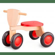 New Classic Toys trehjulet cykel - rød