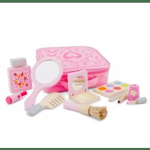 New Classic Toys makeup sæt i træ - lyserød