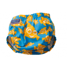 Konfidence AquaNappy svømmeble - clownfish
