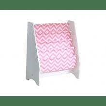 KidKraft bogreol - pink