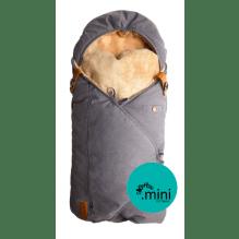 Sleepbag Mini kørepose - denim