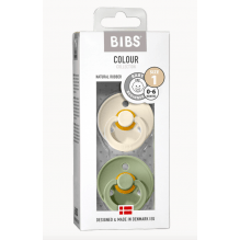 BIBS Colour Str. 1 Sutter - ivory/sage