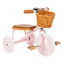 Banwood Trike Trehjulet Cykel - pink