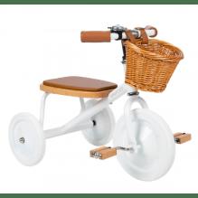 Banwood Trike Trehjulet Cykel - hvid