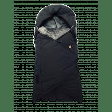 Sleepbag  Kørepose - Sort / Grå