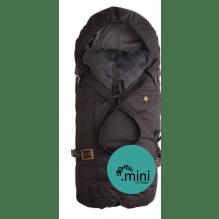 Sleepbag Mini Kørepose - Sort/Grå