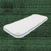 Soft Nordic kapok madras til barnevogn – Hvid