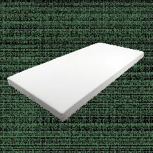 Soft Nordic Sky madras 90x200 cm. - Hvid