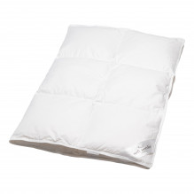 Soft Nordic babydyne 70x100 cm - hvid