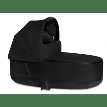 Priam Lux Carry Cot PLUS - Sort