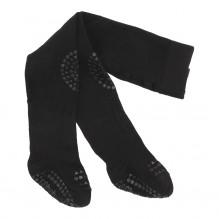 GoBabyGo strømpebukser bomuld - Black