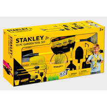 Stanley haveredskab sæt af 10 stk - large