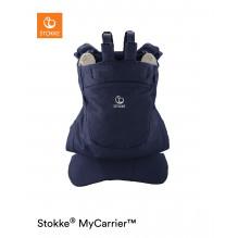 Stokke MyCarrier Front and Back bæresele - Deep Blue