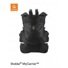 Stokke MyCarrier Front and Back bæresele - Black Mesh