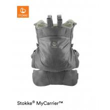 Stokke MyCarrier Front and Back bæresele - Green Mesh