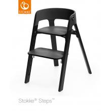 Stokke Steps Højstol - Sort