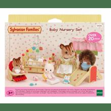 Sylvanian Families - Babyværelse