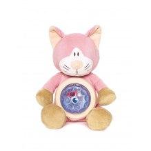 Teddykompaniet natlampe/bamse - Kat