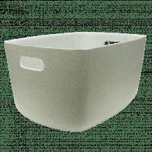 Tiny Republic filtkurv, XL – Lysegrøn