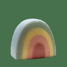 Tiny Republic regnbue LED natlampe  – Multi