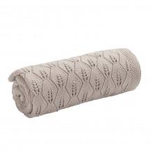 Tiny Republic strikket babytæppe - Rosa
