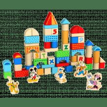 Disney Junior Wooden Blocks