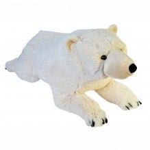 Wild Republic jumbo isbjørn bamse 76cm