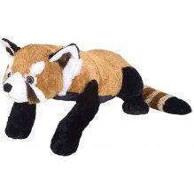 Wild Republic Jumbo rød panda 76 cm