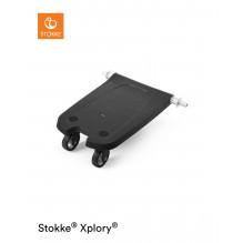 Stokke Xplory søskende board - Sort