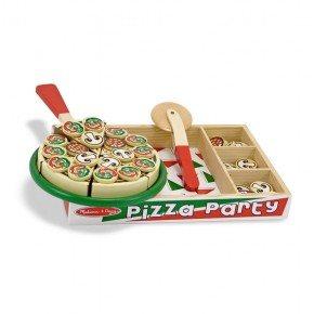 Melissa & Doug Pizza - Multi