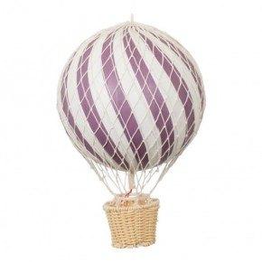 Filibabba Luftballon 20cm - Plum