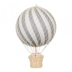 Filibabba Luftballon 20cm - Grå