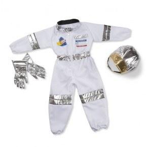 Melissa & Doug Udklædning Astronaut - Hvid