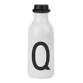 Design Letters, Vandflaske - Q