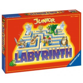 Ravensburger Junior Labyrinth - brætspil
