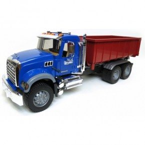 Bruder - Mack Granite m. container (1:16)