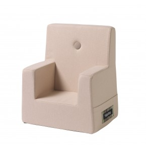 By KlipKlap Kids Chair XL - Soft Rose