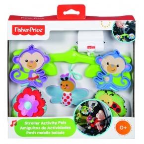 Fisher Price legetøj til klapvogn