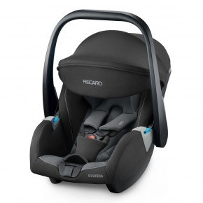 Recaro Guardia autostol - Carbon Black/Grey