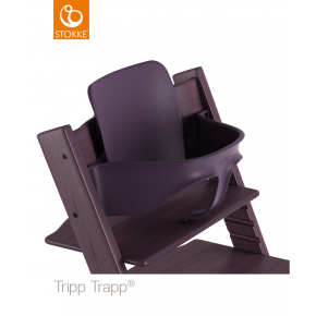 Tripp Trapp Babysæt - Purple Plum