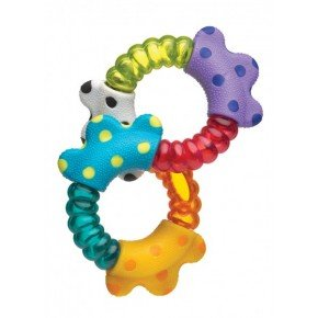 Click and twist aktivitetsrangle - Playgro