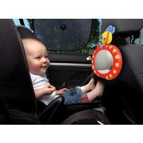 Travel Bee spejl - Playgro