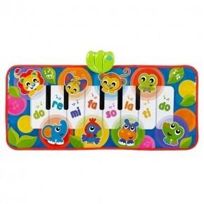 Playgro Jumbo Jungle Piano Måtte - Multi