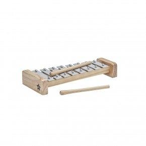 Kids Concept Xylofon - Grå
