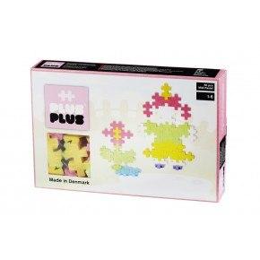 PLUS PLUS  MIDI Pastel 50 pcs Byggeklodser