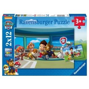 Ravensburger Paw Patrol puslespil
