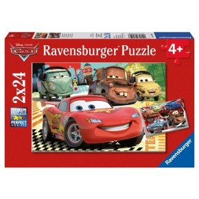 Ravensburger Cars New Adventure puslespil