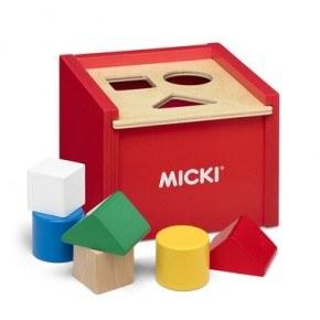 Micki klodsekasse Classic