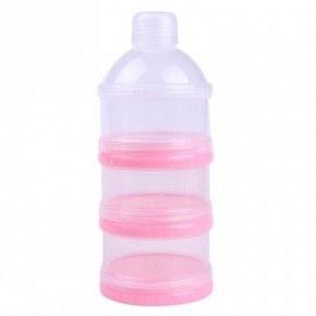 OOPSY Oopsy Pulvercontainer 3 delt PINK Tilbehør til sutteflaske